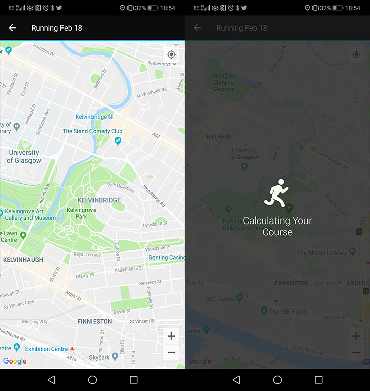 How to easily create a route using Garmin Connect | Glasgow Running