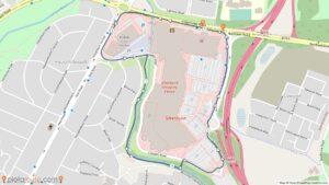 Silverburn 5k Route